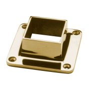 Brass Railing Components