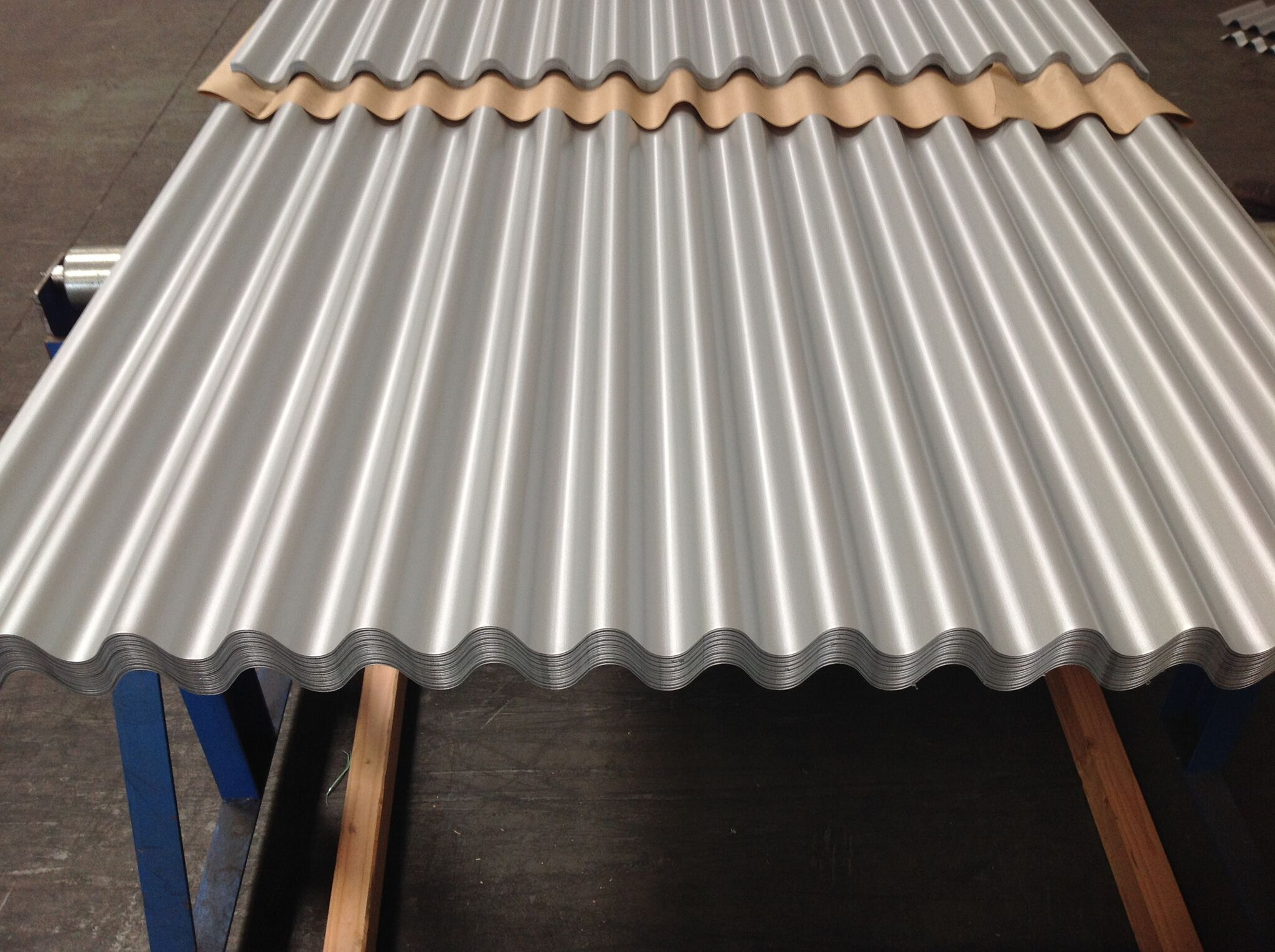 Corrugated Sheet Industrial Metal Supply