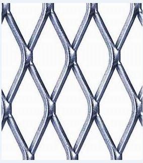 Expanded Steel Sheet Industrial Metal Supply