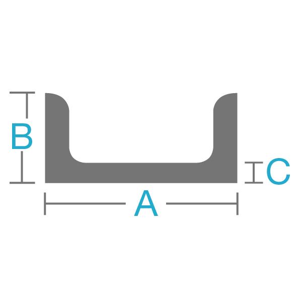 HR Steel Channel ASTM-A36 Steel Channel | Industrial Metal